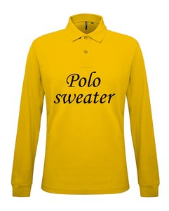 Nr.092 Polosweater